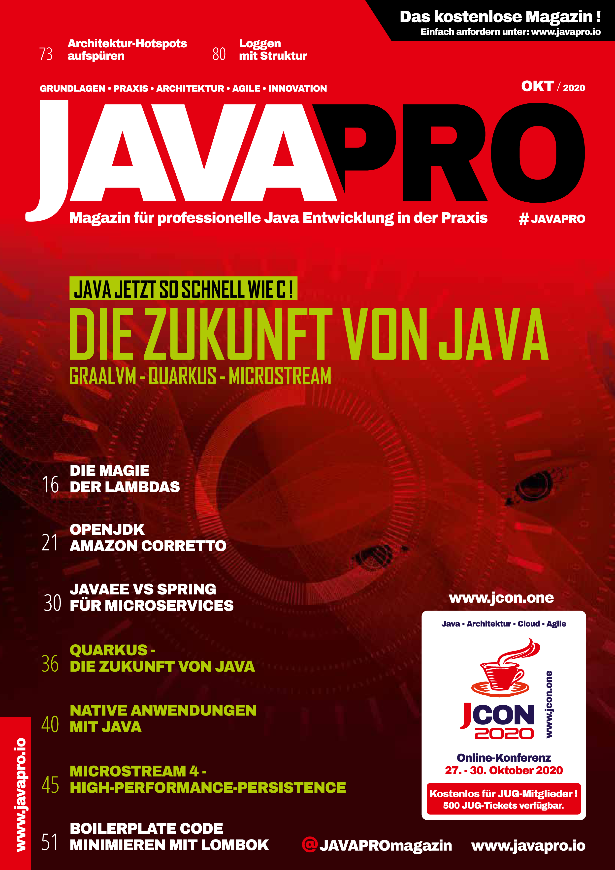 JAVAPRO 01 - 2020